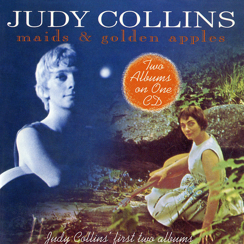 Judy Collins - Maids & Golden Apples (CD)