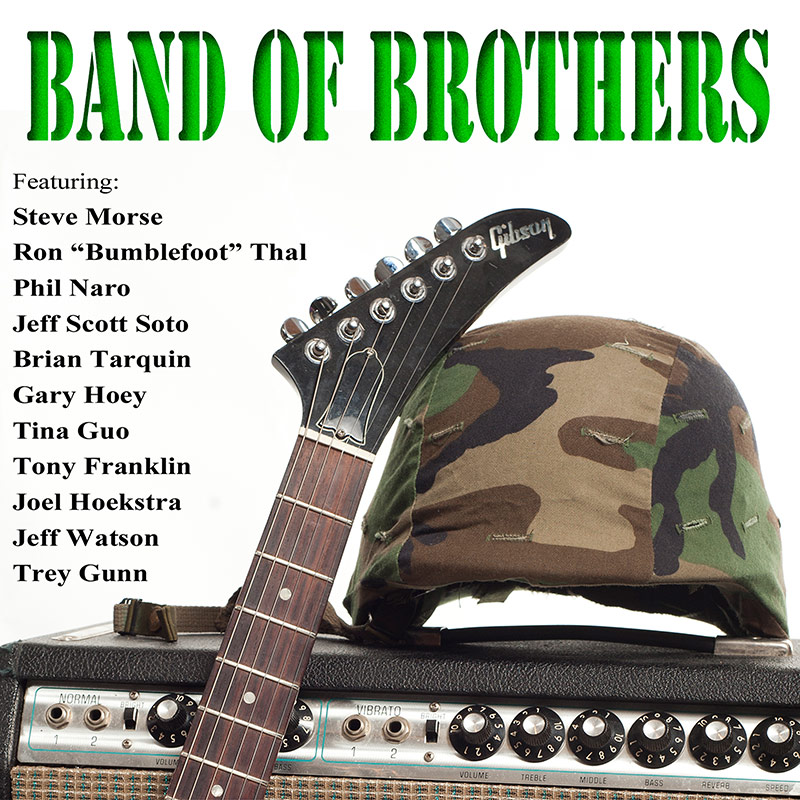 Band of Brothers (CD)