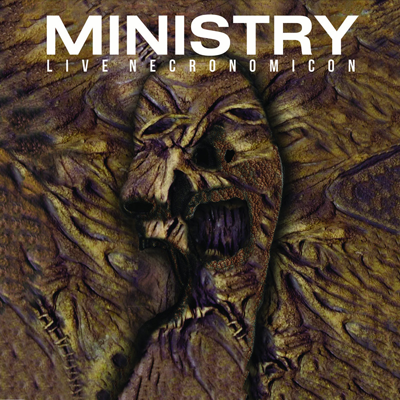 Ministry - Live Necronomicon (Limited Edition Colored 2 LP)