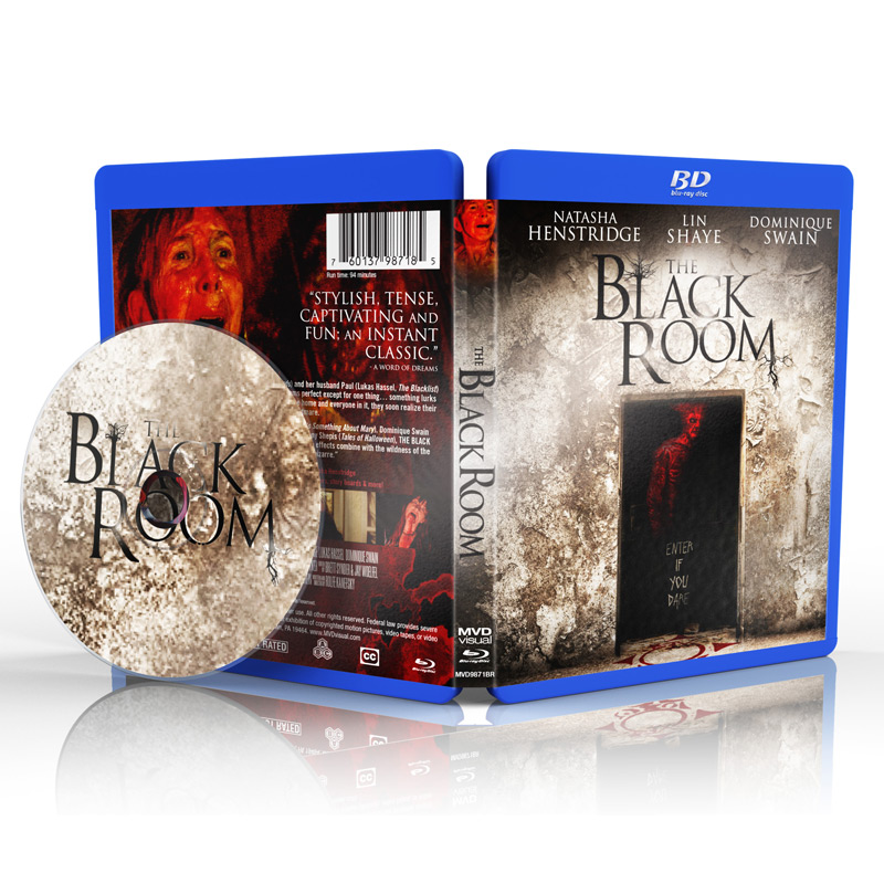 The Black Room (Blu-Ray)