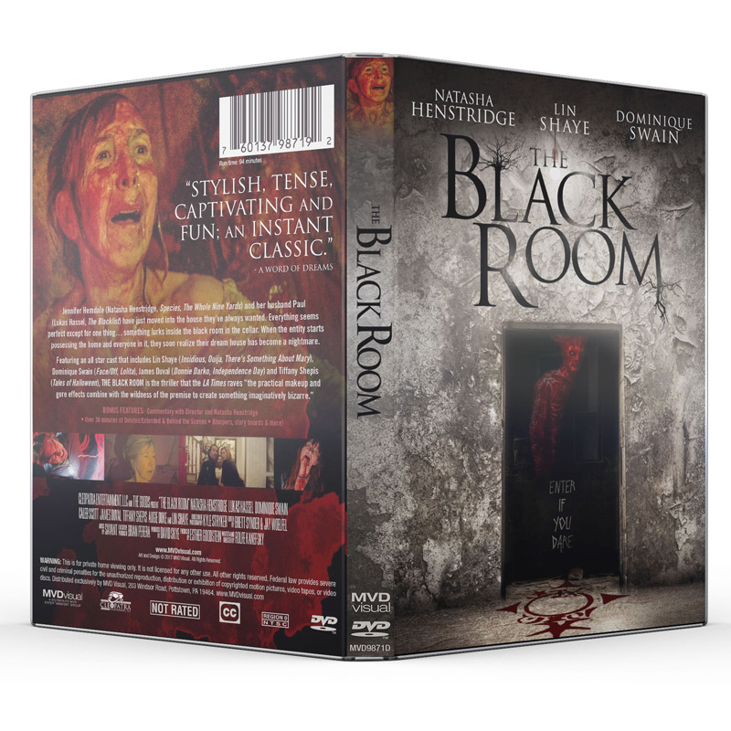 The Black Room (DVD)