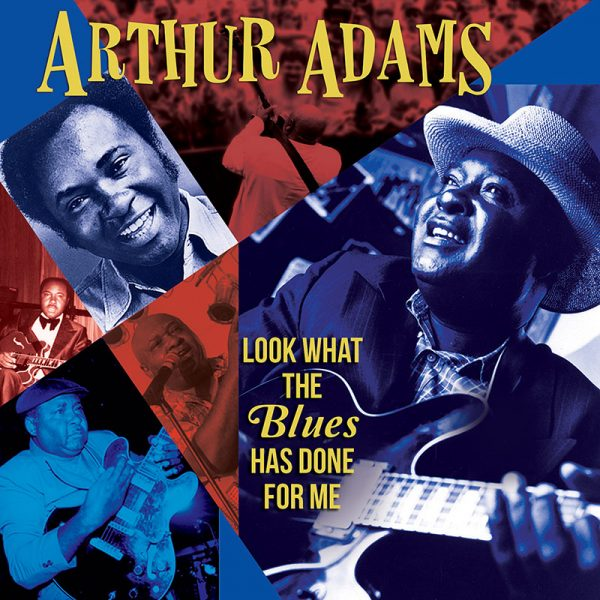 "Celebrating the career of this blues troubador we are including a full-length bonus disc of tracks from Adams' '70s albums, all of which are appearing here for the first time ever on CD, PLUS the jazz-funk dance single ""You Got The Floor"" which went to #1 on the UK Disco Chart in 1981!"