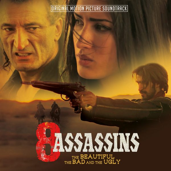 8 Assassins - Original Motion Picture Soundtrack (2 CD)