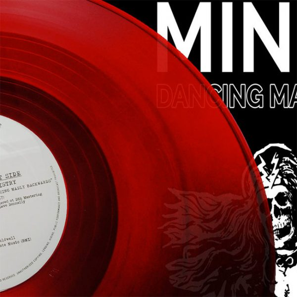 Peter Hook/Ministry - Dancing Madly Backwards (Limited Edition Red LP)