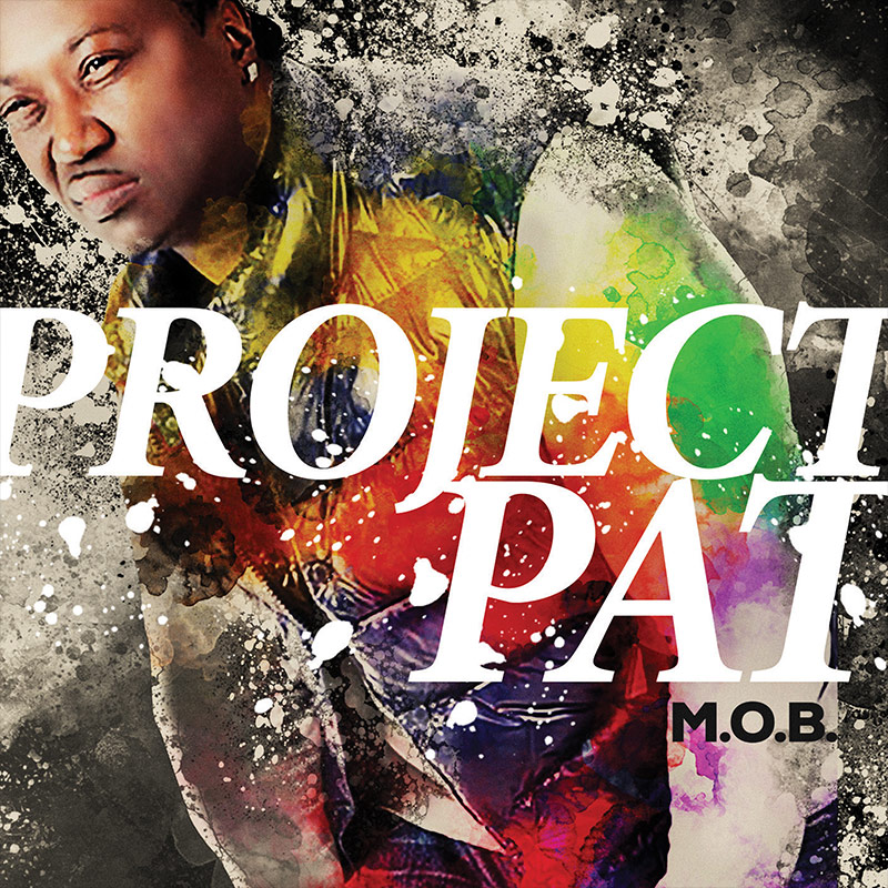 Project Pat - M.O.B. (CD)