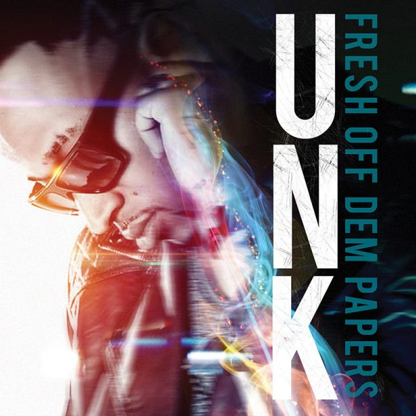 UNK - Fresh Off Dem Papers (CD)
