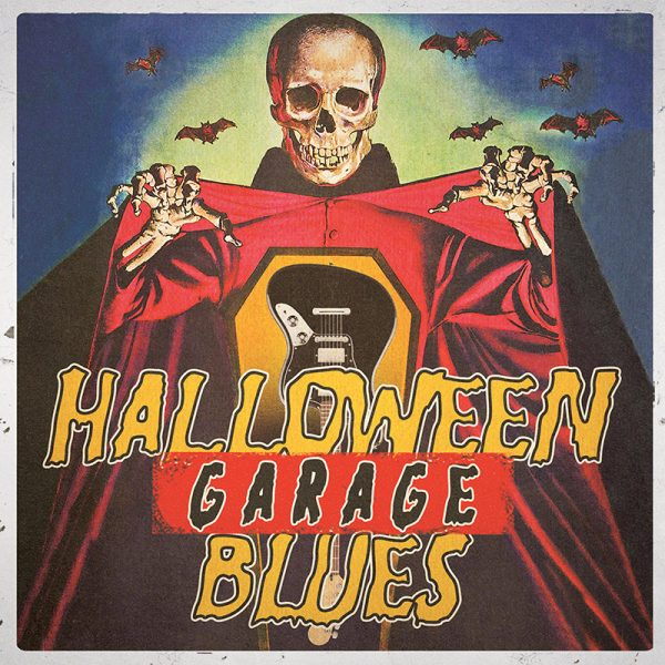 Halloween Garage Blues (CD)