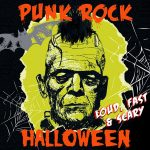 Punk Rock Halloween - Loud, Fast & Scary (CD)