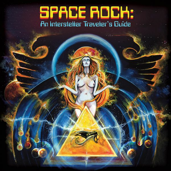 Space Rock: An Interstellar Traveler's Guide (3 LP)
