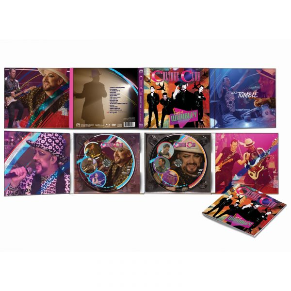 Culture Club - Live at Wembley World Tour 2016 (CD+DVD)