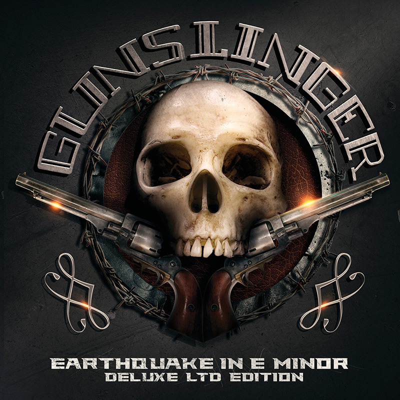 Gunslinger - Earthquake in E Minor - Deluxe Edition (2 CD)