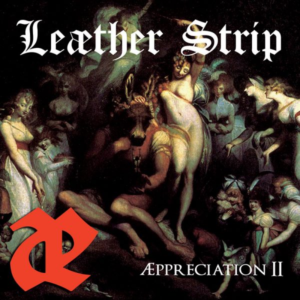 Leaether Strip - Aeppreciation (CD)