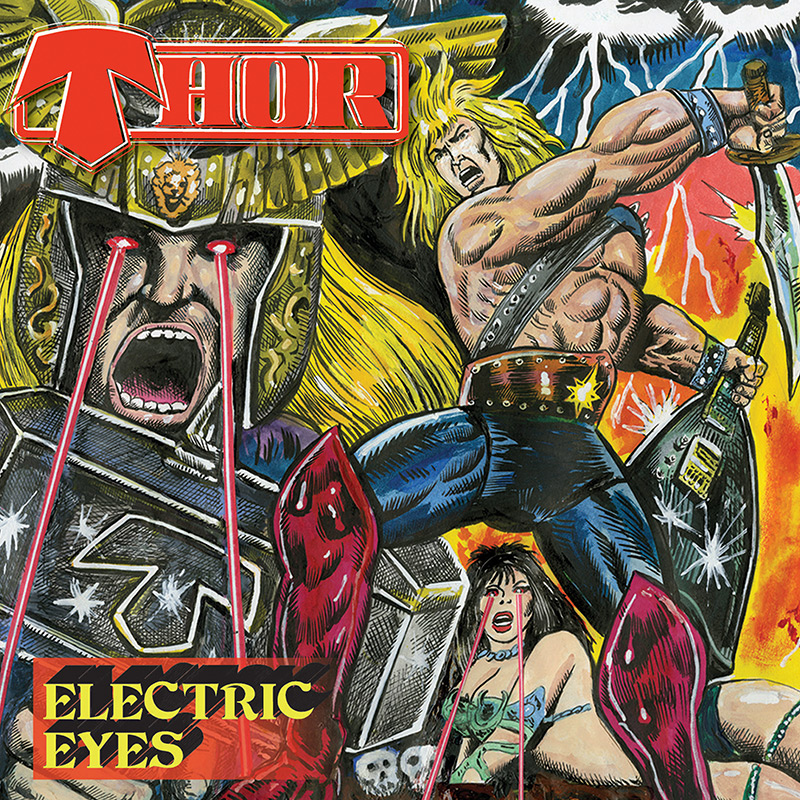 Thor - Electric Eyes (CD)