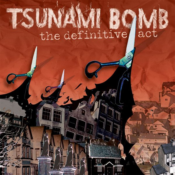 Tsunami Bomb - The Definitive Act (CD)