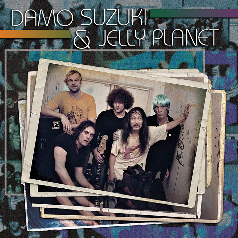 Damo Suzuki & Jelly Planet (LP)