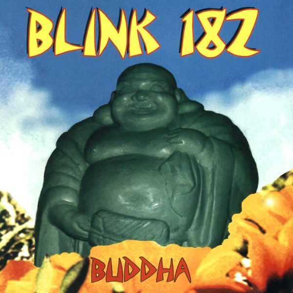 Blink 182 - Buddha (Limited Edition Colored LP)