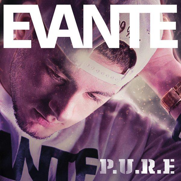 Evante - P.U.R.E. (CD)