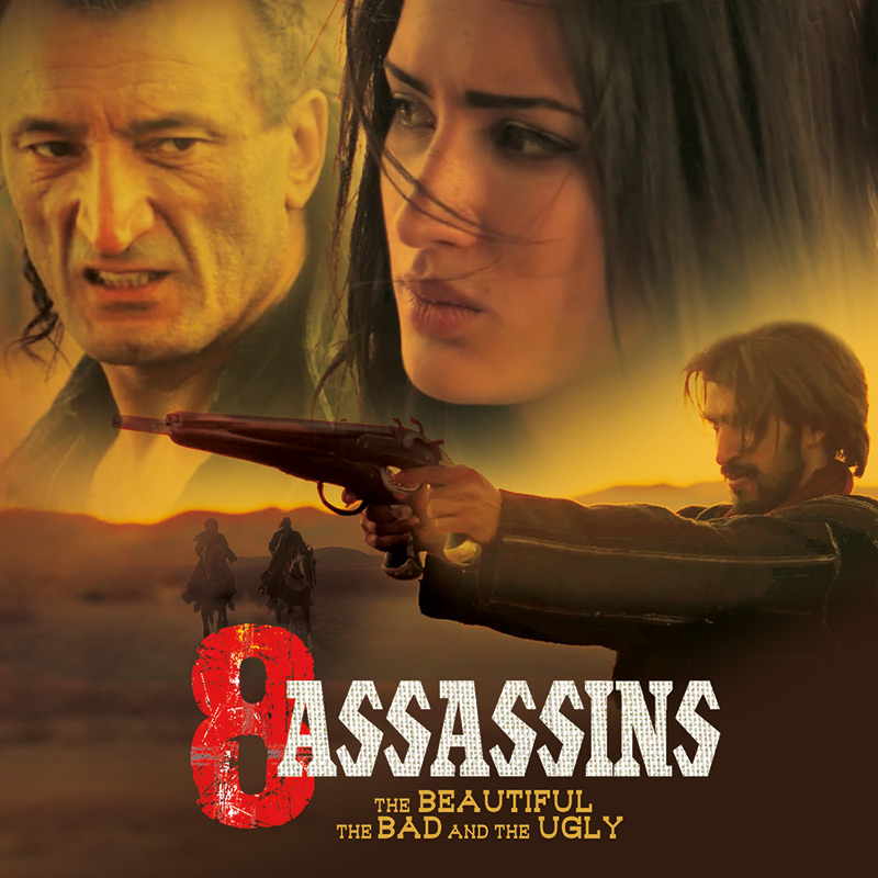 8 Assassins (DVD)