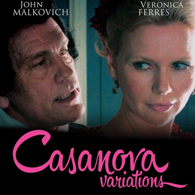 Casanova Variations (DVD)