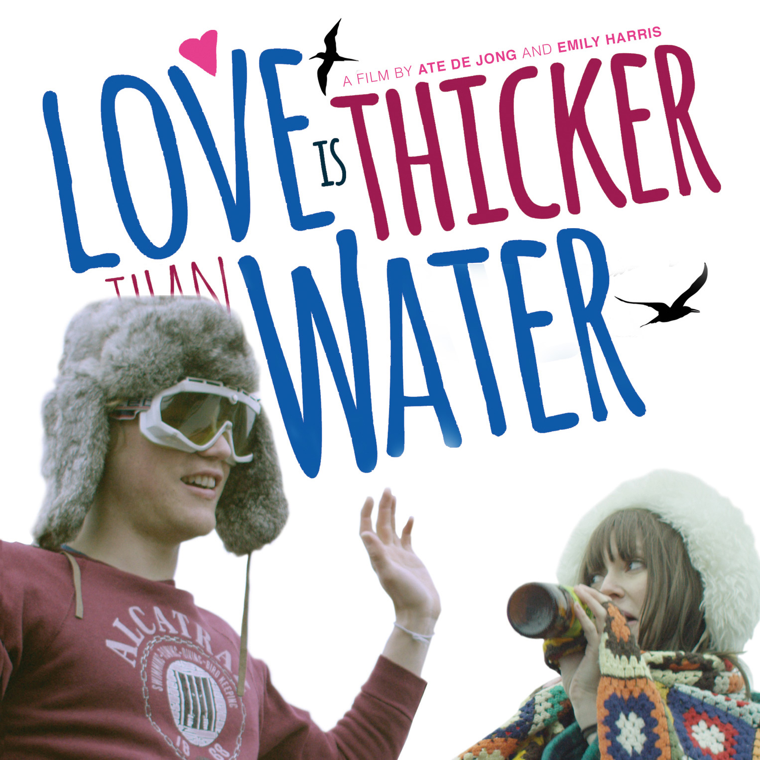Love Is Thicker Than Water (DVD)
