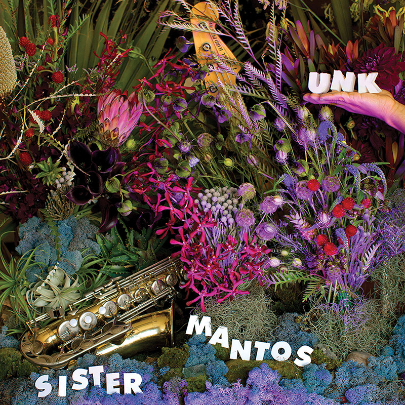 Sister Mantos - UNK (CD)