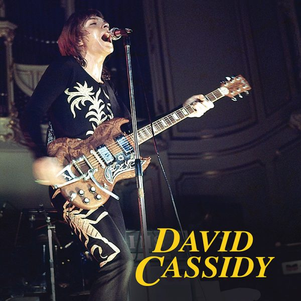 David Cassidy - I Think I Love You - Greatest Hits Live (DVD)