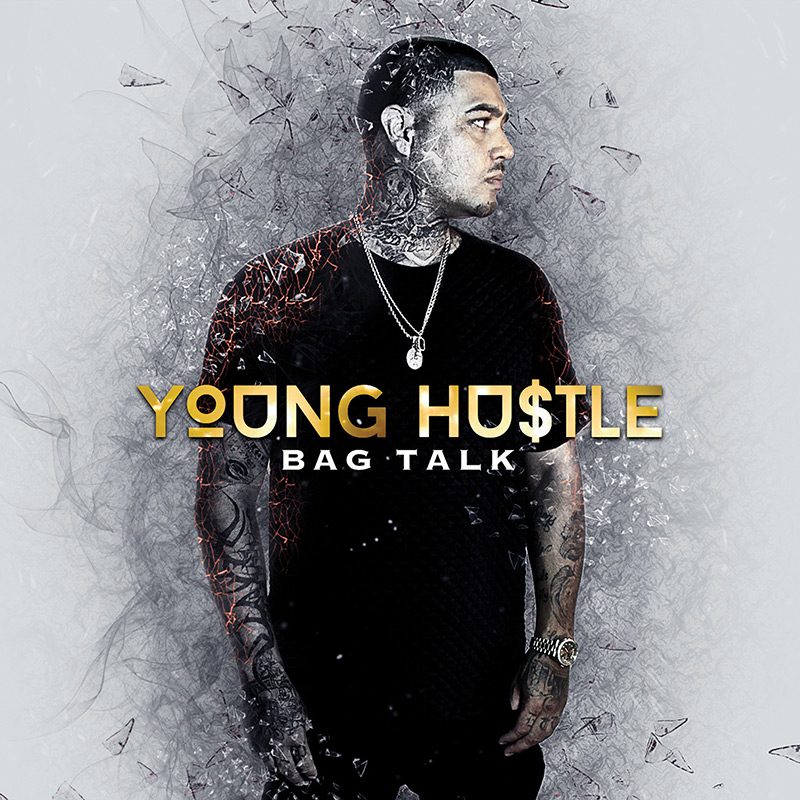 Young Hu$tle - Bag Talk (CD)