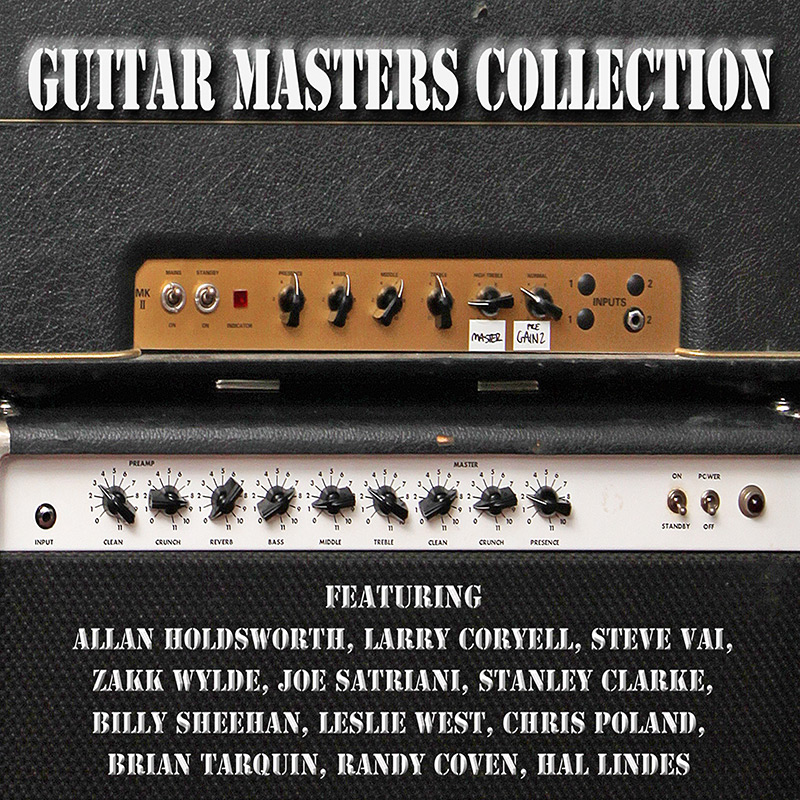 Guitar Masters Collection (CD)