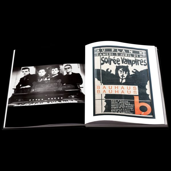 "Bauhaus - Undead ""The Visual History and Legacy of Bauhaus"" (Book)"