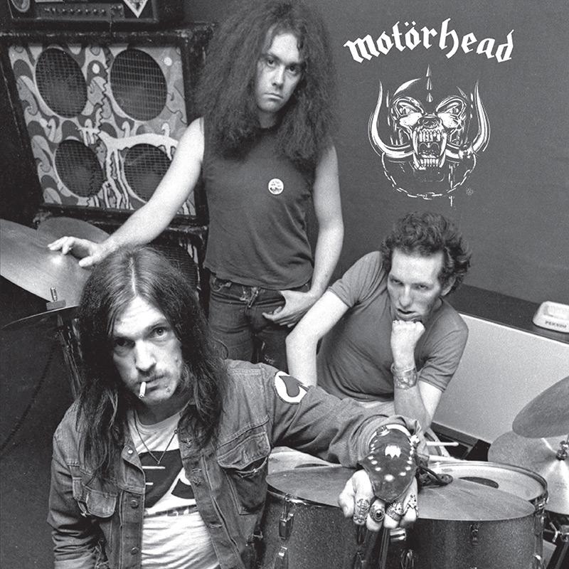 Motörhead - 1975 (Hardcover Book)