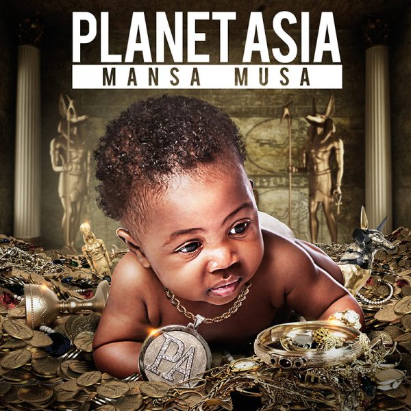 Planet Asia - Mansa Musa (CD)