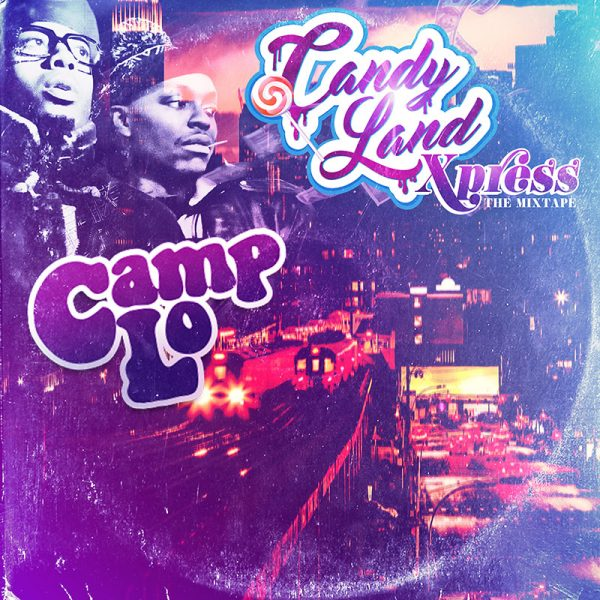 Camp Lo - Candy Land Xpress - The Mixtape (CD)