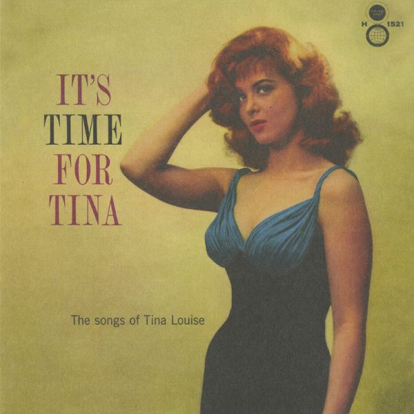 Tina Louise - It's Time For Tina (CD)