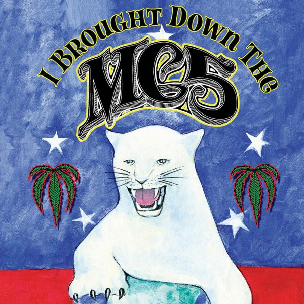 I Brought Down The MC5 (Book)