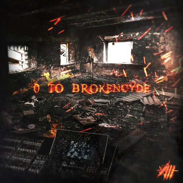 Brokencyde - 0 to Brokencyde (CD)