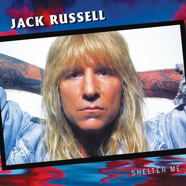 Jack Russell - Shelter Me (CD)
