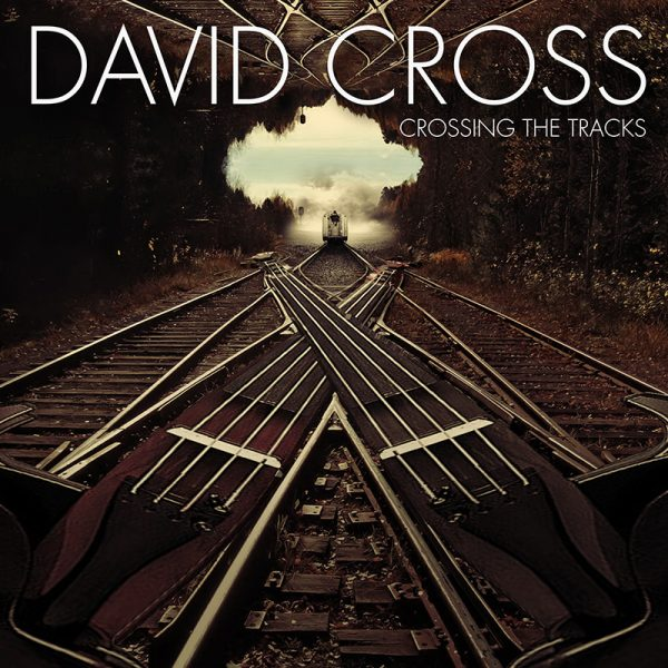 David Cross - Crossing The Tracks (CD)