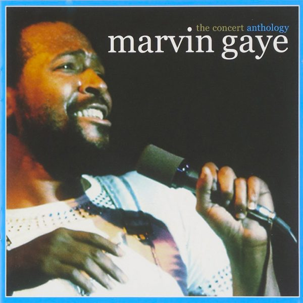 Marvin Gaye - The Concert Anthology (2 CD)