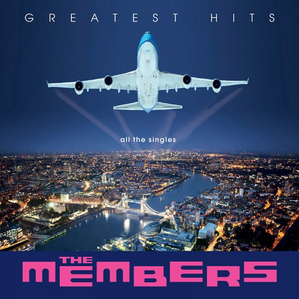 The Members - Greatest Hits (CD)