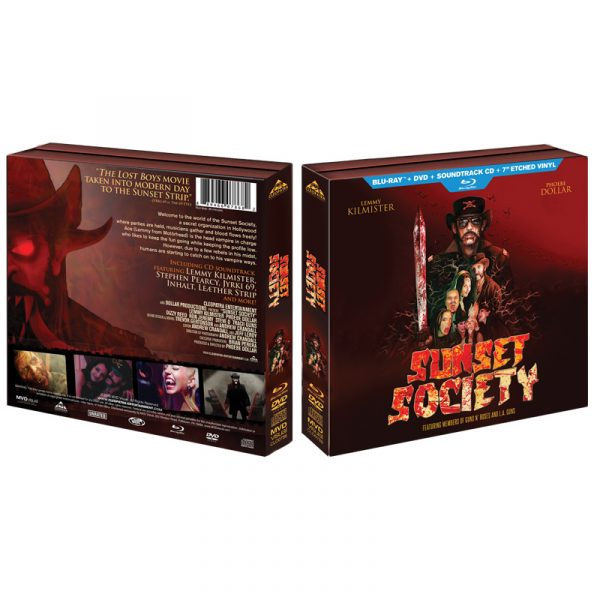 "Sunset Society (CD/DVD/Blu-Ray/7"" + More!)"
