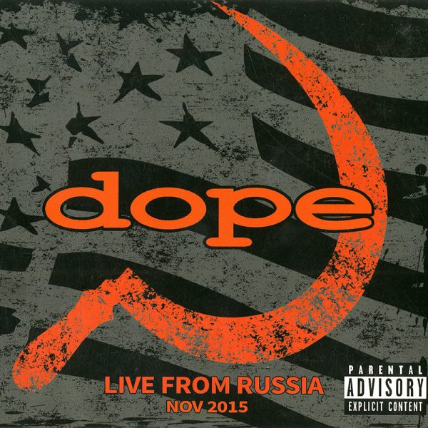 Dope - Live from Russia (CD)