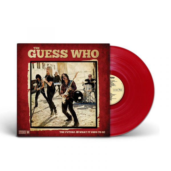 The Guess Who - The Future Is What It Used To Be (Limited Edition LP)