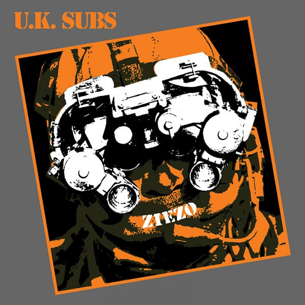 UK Subs - Ziezo