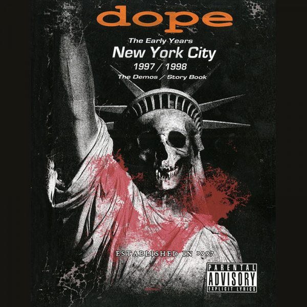 Dope - The Early Years - New York City 1997/1998 (CD)