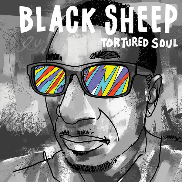 Black Sheep - Tortured Soul (CD)