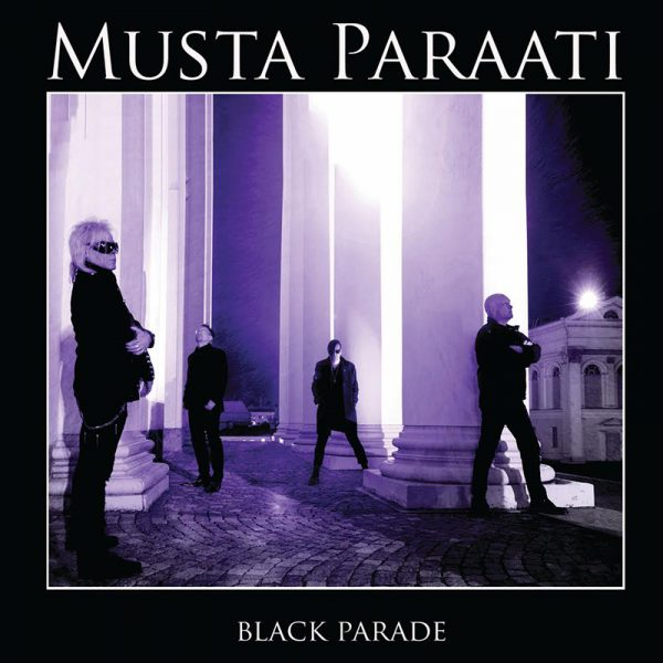 Musta Paraati - Black Parade (CD)