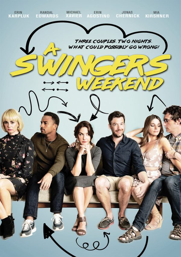 A Swingers Weekend (DVD)