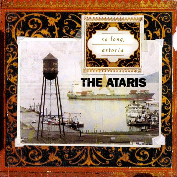 The Ataris - So Long, Astoria (LP)