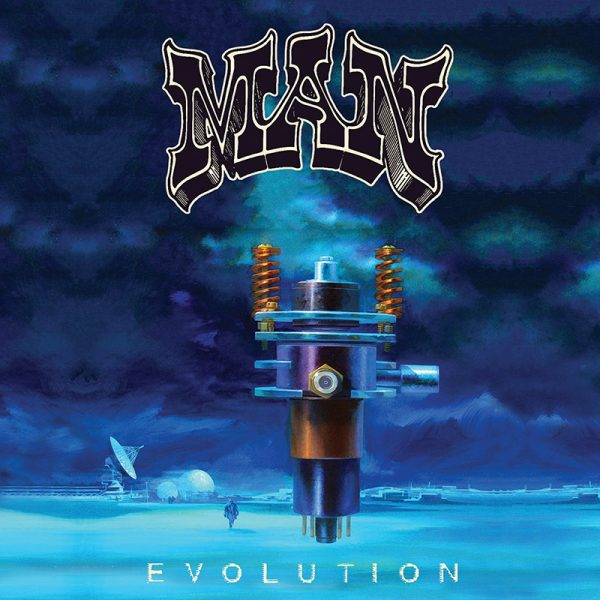 Man - Evolution (6 CD)
