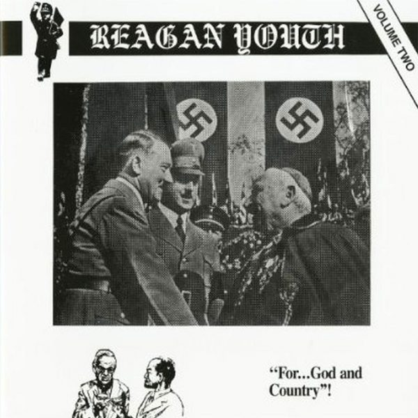 Reagan Youth - Volume 2 (LP)